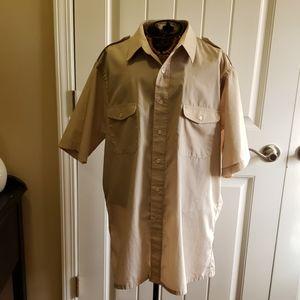 Christian Dior safari shirt